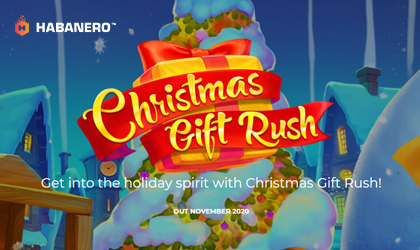 Habanero is Ready for the Holidays and Brings New Slot Christmas Gift Rush