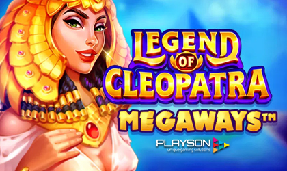 Playson Releases Legend of Cleopatra Megaways