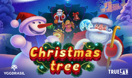 Yggdrasil Together with TrueLab Launches Christmas Tree Slot