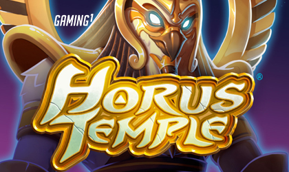 Gaming1 Releases Horus of Temple Video Slot