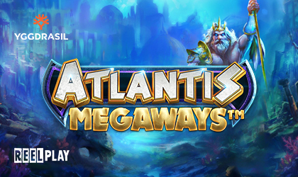 Together with ReelPlay Yggdrasil Launches Atlantis Megaways Slot