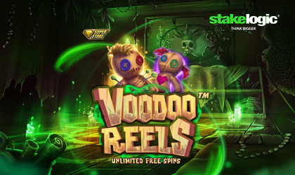 Stakelogic Launches Magical Voodoo Reels Unlimited Free Spins