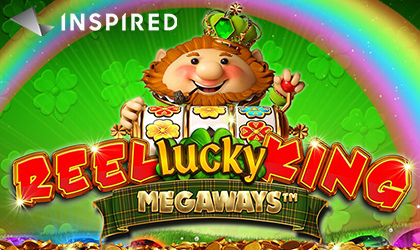 Inspired Gaming Goes Live with Reel Lucky King Megaways