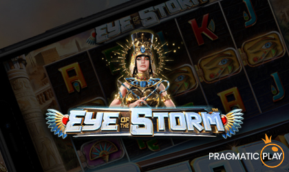 Pragmatic Play Develops Eye of the Storm Slot with Reel Kingdom