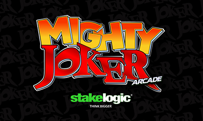 Stakelogic Releases Retro Style Slot Mighty Joker Arcade