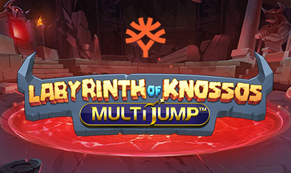 Yggdrasil Launches with Dreamtech Gaming Labyrinth of Knossos