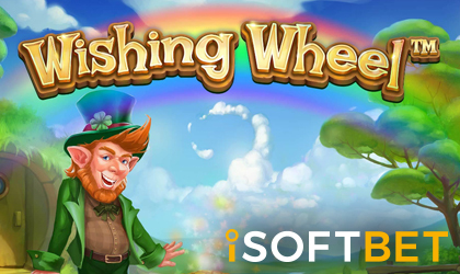 iSoftBet Releases Irish Themed Wishing Wheel Online Slot