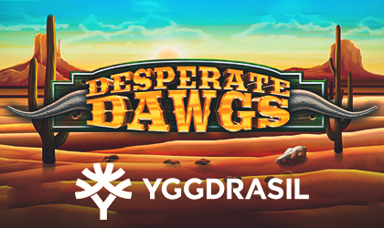 Yggdrasil Takes Players to Wild West with Desperate Dawgs