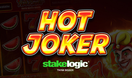 Stakelogic Announces Exciting Slot Hot Joker