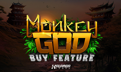 Kalamba Reinvents Classic Slot Monkey God Buy Feature