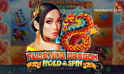 Pragmatic Play Goes Live with Floating Dragon Hold and Spin