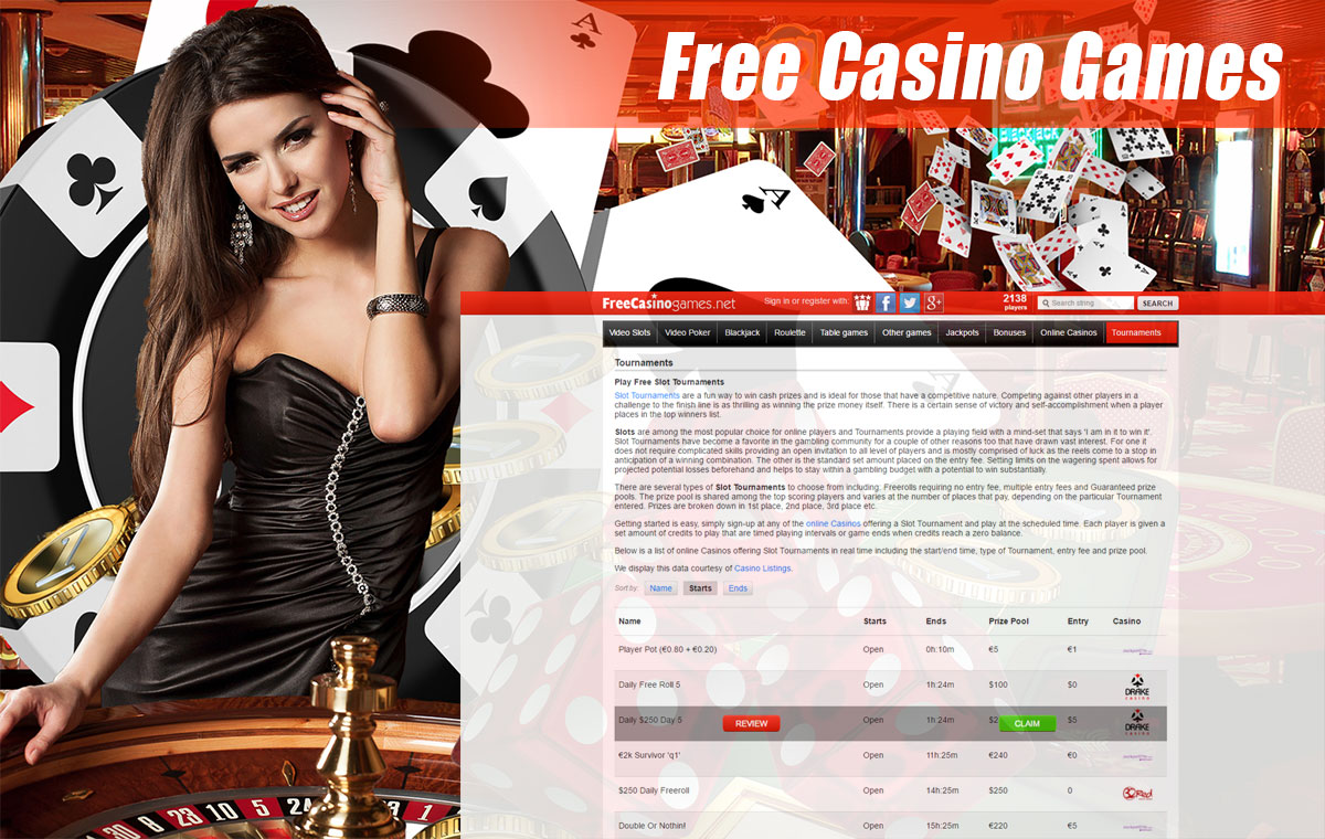 best online casino tournaments