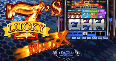 Lincoln Casino Goes Live with 7x Lucky Sevens