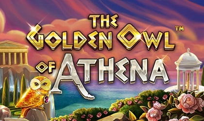 Enjoy the story in The Golden Owl of Athena slot