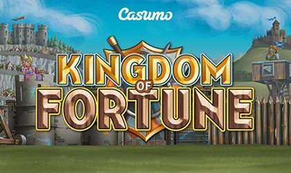 Kingdom of fortune exclusively at casumo