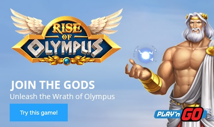 Raise the Stakes in Rise of Olympus Slot