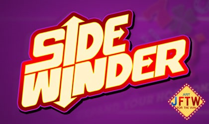 Just For the Win Releases Retro Side Winder Slot