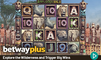 Explore the Wilderness and Trigger Big Wins in Africa Goes Wild