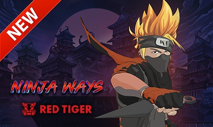 Get Ready for Some Action in Ninja Ways from Red Tiger