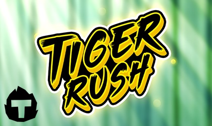 Get a Rush of Action in Tiger Rush from Thunderkick