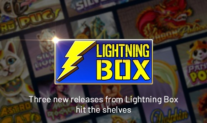 Lightning Box has been busy with exclusives