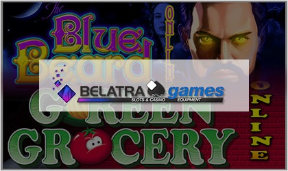 Blue Beards and Green Groceries in Latest Belatra Slots