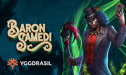 New Yggdrasil slot enters the world of Voodoo
