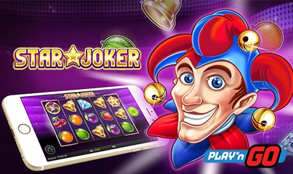 Star Joker Video Slot Just Released and Ready for Play
