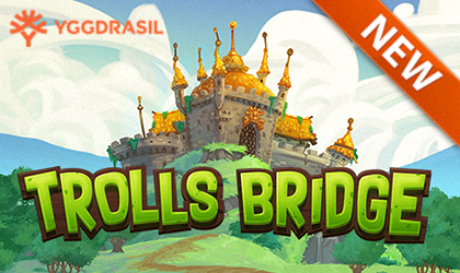 Cross Trolls Bridge from Yggdrasil to Reward Yourself with Prizes
