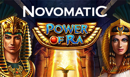 Novomatic Unleashes Rewarding New Slot
