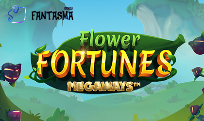 Flower Fortunes Video Slot Out NOW!