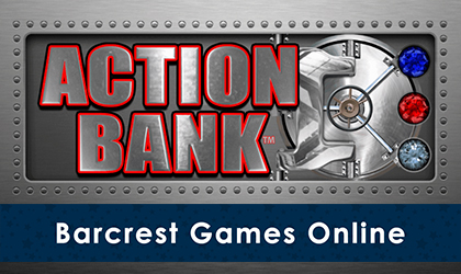 Barcrest Releases New Action Bank Slot