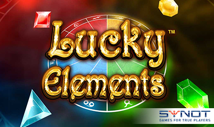 Determine Your Destiny With Lucky Elements Slot