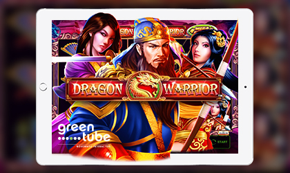 Show Your Fierceness In Dragon Warrior Slot