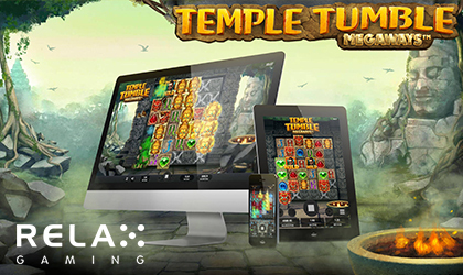 Relax Gaming Opens Door to Mysterious Temple