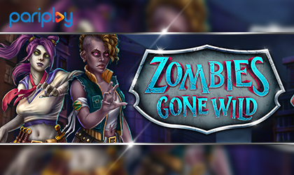 Pariplay Live With Zombie Gone Wild Slot