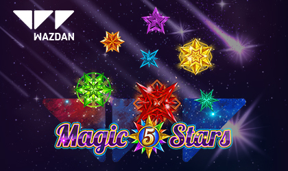 Magic Stars 5 Slot to Light Up the Sky with Features