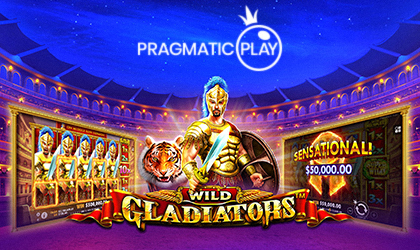 Take a Spin on Wild Gladiators from Pragmatic Play