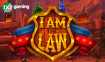 1x2 Gaming To Launch I Am The Law Slot