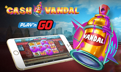 Travel the World in Cash Vandal Slot from Play n GO