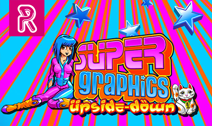 Super Graphics Upside Down Gets UPGRADED!