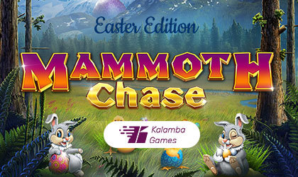 Mammoth Chase Slot Ready To Crack Some Easter Eggs
