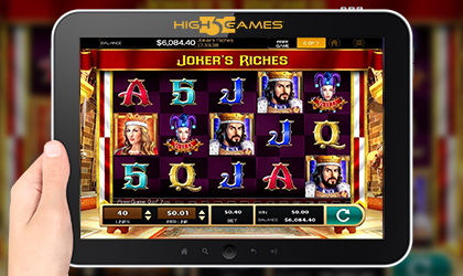 High 5 Games To Make Players Laugh With Jokers Riches Slot