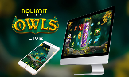 Nolimit City To Go Live With Owls