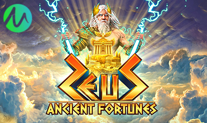 Feel The Powerful Lightning Strike In Ancient Fortunes: Zeus Slot