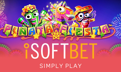 iSoftBet To Unveil Outstanding Video Slot Fit for a Mexican Fiesta