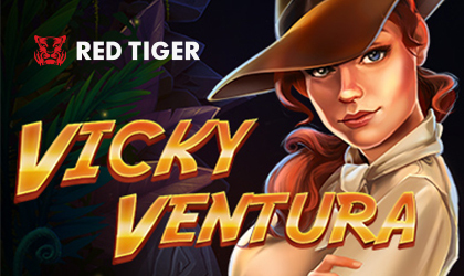 Vicky Ventura Slot from Red Tiger To Take Players On Virtual Journey Of A Lifetime