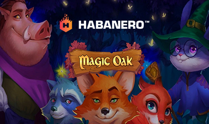 Habanero To Roll Out Magic Oak Slot Filled With Magical Features and Rewarding Prizes