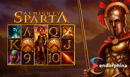 Endorphina Rolls Out Almighty Sparta Slot