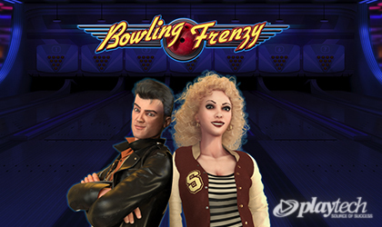 Playtech Joins Forces With SUNFOX Studios to Unleash Bowling Frenzy